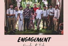 Engagement Ichi & Nanda by Nine Entertainment