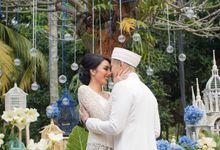 Tyas Mirasih & Raiden Soe by Fuerte Garden