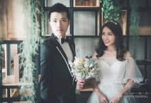 Indoor Studio Photography by Cang Ai Wedding