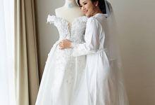 Devina's wedding by Caramells