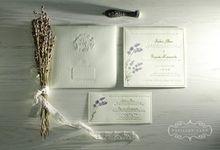 Fachri Albar & Renata Kusmanto by Papillon Card