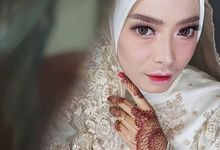 makeup natural nggk cukur alis by husna_makeup
