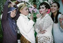 Aris & Dewi Akad Nikah Photoshoot by Story Photography