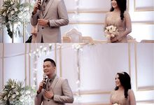 Wedding of Ayu & Rachles - 22 Des 18 by Moment Kapturer Organizer