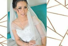 Wedding Makeup by Yasca Natalia MakeupArtist