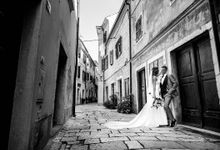 Sergej&Irina - wedding in Croatia by LT EVENTS