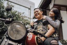 Bikers Wedding Concept by Arcana Wedding Planner