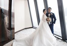 The wedding of Kevin & Agnes by AGVSTA by Bethania