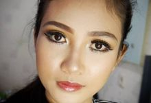 Akad Makeup for Ms.Isty by Vivi Esther Makeup Artistry