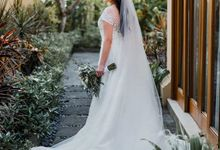 Custom Wedding Gown For Alice by Celra Official