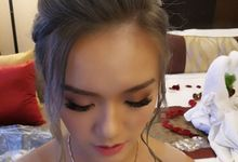 Cordelia (Airbrush Bridal Makeup) by Lili Makeup Specialist