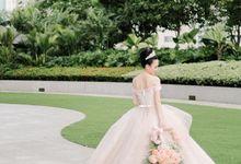 Jakarta wedding - Risno & Veni  by Avena Photograph