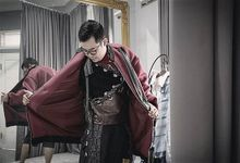 Menswear by METTA FEBRIYAN bridal & couture