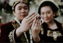 pernikahan OXZY & NIKO by Teman Hidup