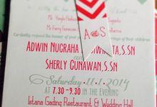 Wedding 11 Januari 2014 Adwin & Sherly by Istana Gading