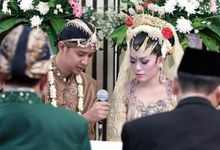 Riefka & Kemal Wedding by Lili Aini Photography