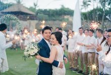 In Honour Of  Angela and Willy by Reynaldi Wedding