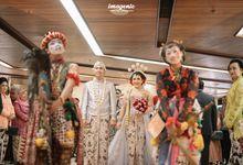 Wedding A & F by Imagenic