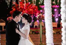 Yohanes & Vhina Wedding by Imperial Photography Jakarta