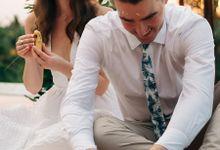 Svarga Resort Lombok Wedding - Carmen Rose & John by Delont Photoholic