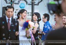EC & Natalie Garden Wedding Actual Day by Patrick Soon International Destination Wedding