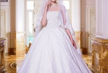 Wedding Gown by Jeffry Sui Couture