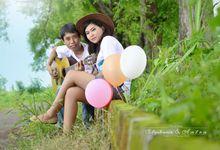 Prewedding Stefani & Anton by Agoya Photography