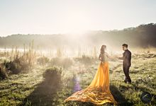 Prewedding of Stanley & Elen by Klik Studio