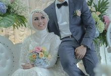 Dini & Ian Wedding by Sineas Media Production