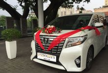 Wedding of Handy & Yulia by Priority Rent car