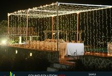 Jeraldine & Tom's Wedding by Sound Solution Asia