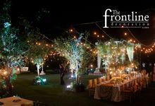 The Wedding of Andre & Febe by Eden Design