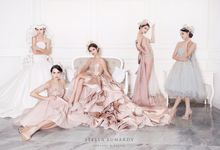 de Opulence - Bridal Campaign by Stella Lunardy Couture & Bridal