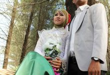 Prewedding Vina dan Yonda by Calm Photography
