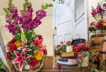 Colorful Happiness by Orchid Florist and Decoration