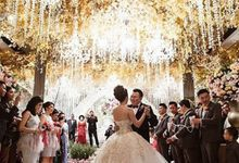 The fashion designer wedding - winstevwedding by Fernando Edo