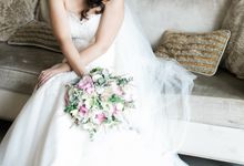 Jacq and Lenard Wedding by NYAPS*