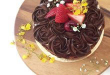 whole cakes by The Rosette Co