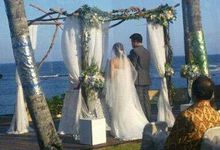 Wedding Andy & Darcy by RG Bali Catering Services