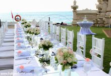 Cyntia & Michael Wedding by Bali Yes Florist