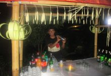 BBQ Party at Private Villa in Gianyar by RG Bali Catering Services