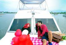 Nurul and Agus Prewedding by KSA photography