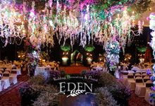 Beatrix sweet 17th party by Eden Design