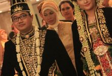 Grand Sahid - Ferry & Firia Wedding Reception by Jova Musique