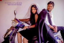 Post Wedding Shoot by Picexlstudios