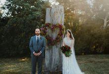 Real Wedding- Elegant  romantic by Green Scarf Girl