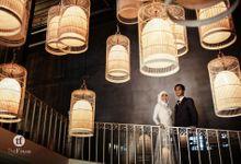 Prewedding dr Bonita & dr Suryo by The Fixsa