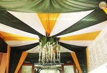Dekorasi by IKO Catering Service dan Paket Pernikahan