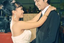 Hamdie & Ratna Pre Wedding by Bagus Putra Photography