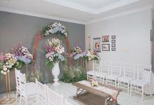Engagement Decoration by CITTA Wedding